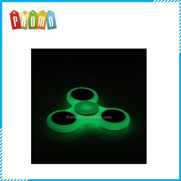 Glowing Hand Spinner for ADD, ADHD, Anxiety and Stress Relief