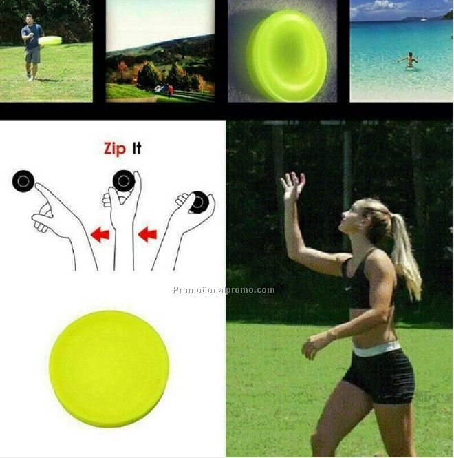 New Fidget Toys ZipChip Silicone Balance UFO Sports Plate Adult Children Outdoor Sports Stress Wheel Funny Toys