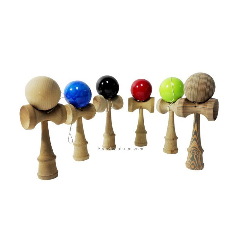 Wooden Kendoma Toy