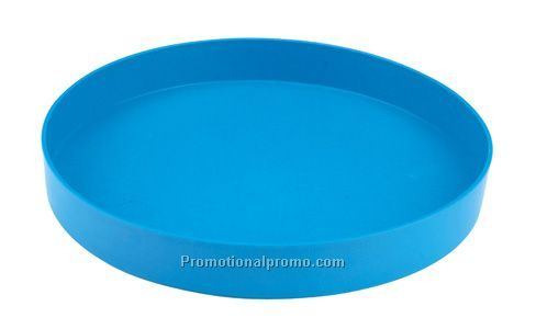 13 Quot Plastic Round Serving Tray China Wholesale Rst4121