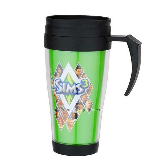 maui gripper tumbler - 15 oz - blue