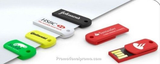 USB 2.0 Bookmark Customer Logo USB Memory Disk