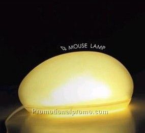 LED Breathing Mouse Lamp
