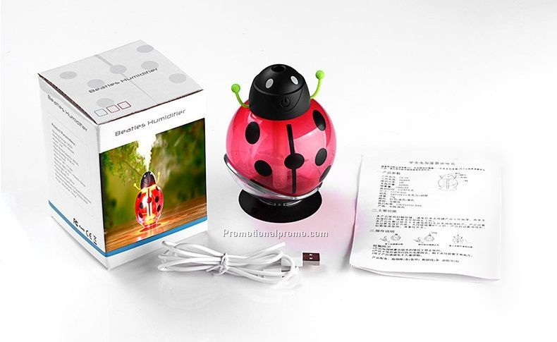SevenSpotted Ladybugs Mood Light With Air Purifier