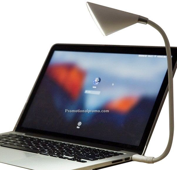 Foldable USB Wireless Bluetooth Speaker LED Lamp Light