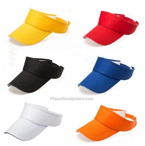 OEM blank black sports custom cheap visor  sun visor  universal sun visor e11dd0264d1