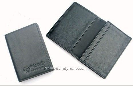 Leatherpu business card holderwallet china wholesale lph110701 leatherpu business card holderwallet colourmoves