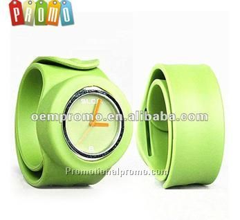 2013 Promotonal New Style Fashion Silicone electronic Watches