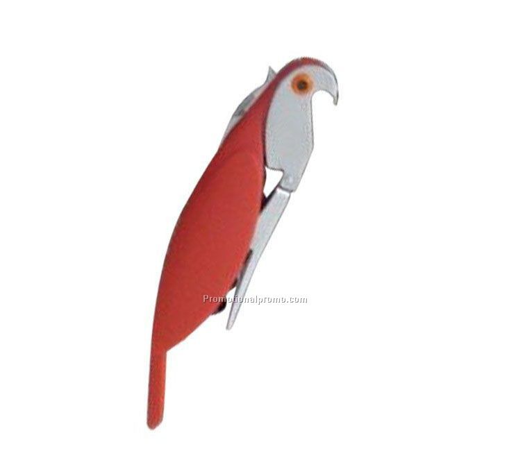 Novelty Parrot shape Wine Opener