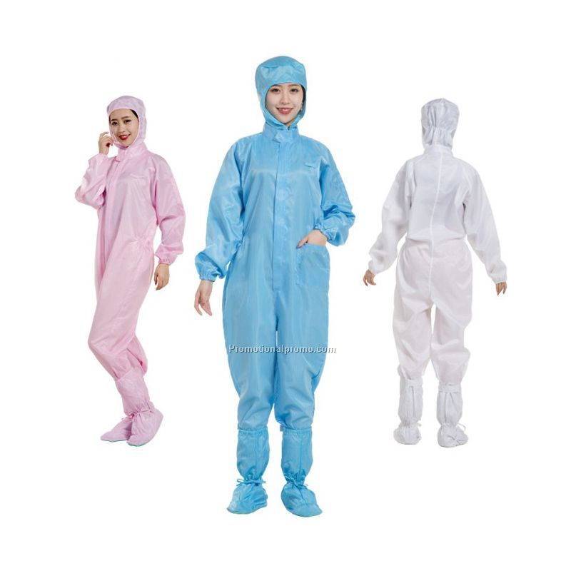 Anti-static Coronovirus Chemical disposable protective coverall suit