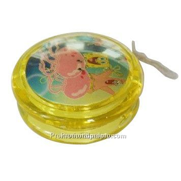Promotional transparent YOYO Ball