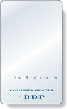 .040 Shatterproof Copolyester Plastic Mirror / with magnetic back