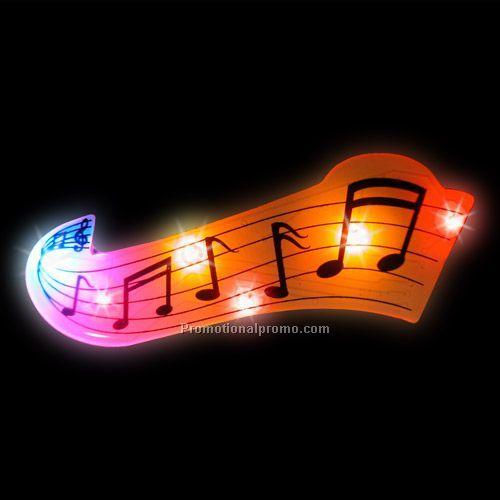 led light up magnet music note china wholesale fgl126230. Black Bedroom Furniture Sets. Home Design Ideas