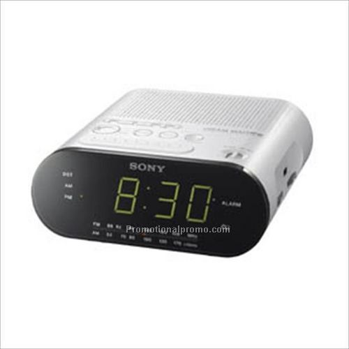 Sony AM/FM Radio Clock