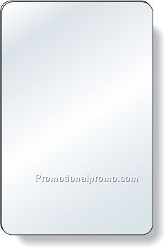 .040 Shatterproof Copolyester Plastic Mirror / with plain back