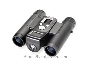 10X25 Imageview Binocular with VGA Camera, with Inset LCD, SD Slot