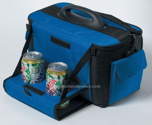 Cup Holder Cooler Cooler Bag With Cup Holders