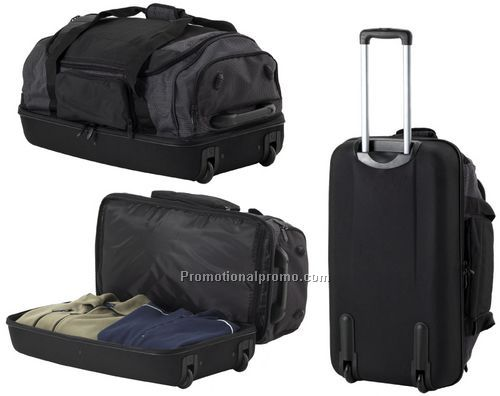Deluxe Wheeled Travel Bag
