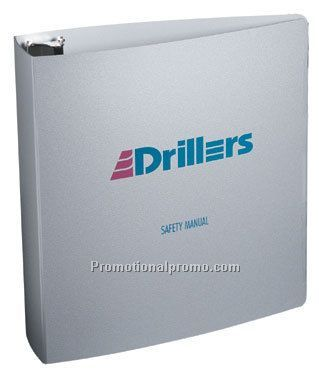 "2"" Angle D-Ring Binder 0.075 Gauge"