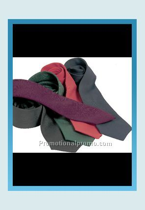 Clip-on Polyester Neck ties