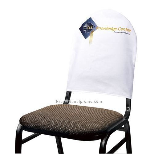 Poly Cotton Twill Chair Back Cover China Wholesale