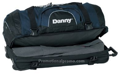 Travel Duffel Bag on Wheels - Printed China Wholesale 1232a7eab3ec0