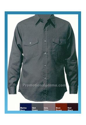 Work shirt china wholesale daw101958 for Custom work shirts cheap