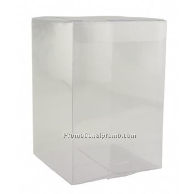 Customized Clear vinyl box