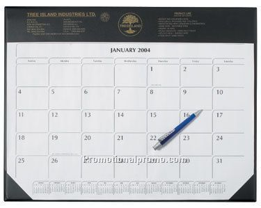 Large Desk Pad Calendar Milano China Wholesale Dcl137307