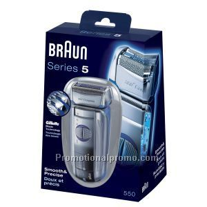 Series 5 550-1 Shaver