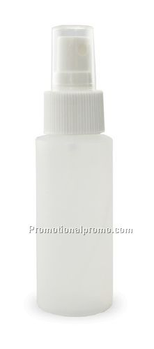 2oz Frosted Cylinder Spray Bottle