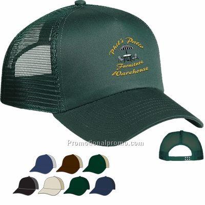 5 PANEL MESH BACK CAP China Wholesale 34199b6ed6b