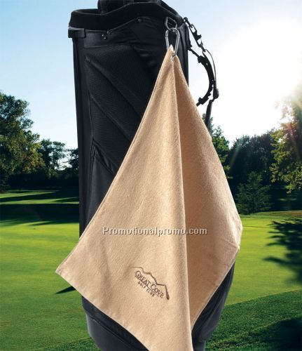 70% Bamboo/30% Cotton Golf Towel