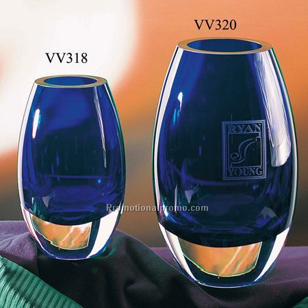 Lantern Cobalt Blue Vase 9 14 China Wholesale Gtl113762