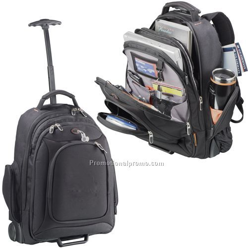 Neotec Rolling Compu Backpack