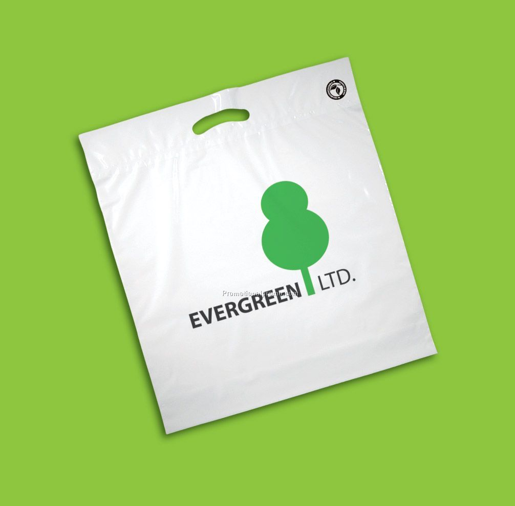 biodegradable plastic bag A paper bag is not only biodegradable, it's also compostable a biodegradable plastic bag isn't necessarily compostable some definitions should not be confused.