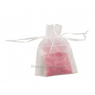 Cranberry & Pomegranate 1oz Bath Salt Sachets