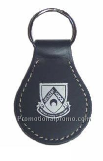 Eco-Friendly Avalon Leather Key Fob