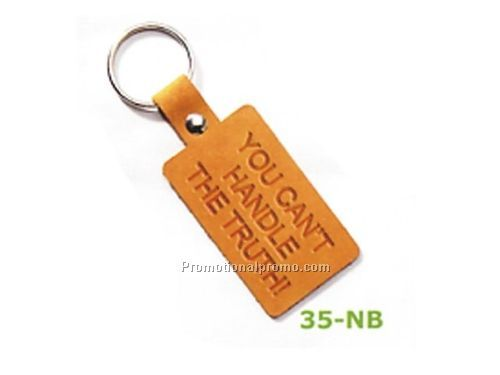 RIVETED KEY TAGS 1 SIDE