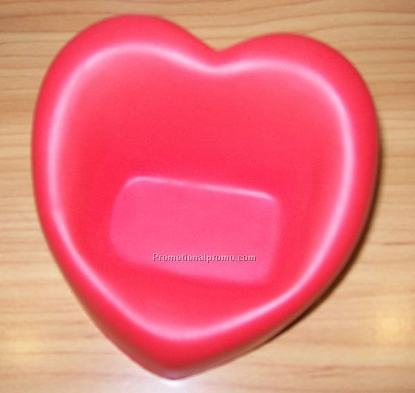 Heart shape mobile phone holder