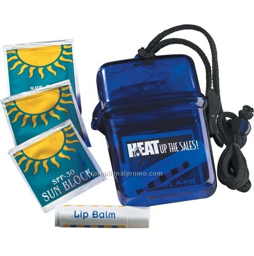 Waterproof Sun Kit