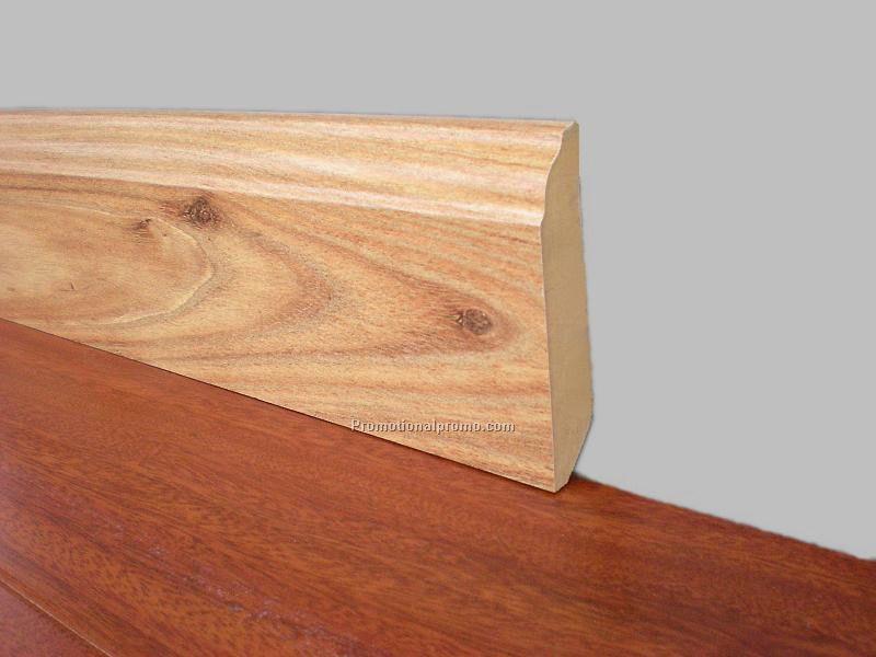 Wood baseboard china wholesale mb104126 for Zocalos de madera para pisos