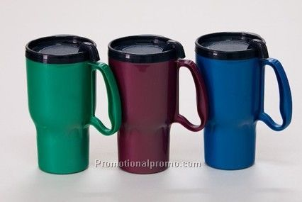 Promotional advertising auto mug
